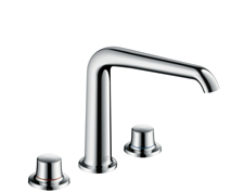 Axor Bouroullec bathroom mixers