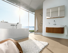 Axor Uno² bathroom